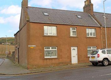 Thumbnail 4 bedroom semi-detached house for sale in Market Square, Inverbervie, Montrose, Aberdeenshire