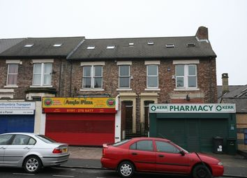 Thumbnail 4 bed flat to rent in Heaton Road, Heaton, Newcastle Upon Tyne
