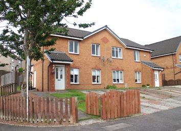 Thumbnail 1 bed flat to rent in Spey Drive, Coatbridge