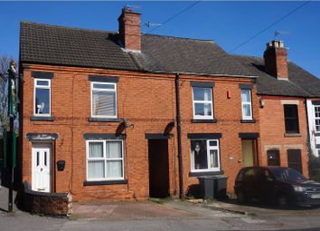 Thumbnail 3 bed end terrace house for sale in Nottingham Road, Nottingham