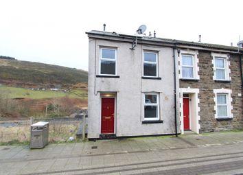 3 bed terraced house for sale in Ceridwen Street, Maerdy -, Ferndale CF43