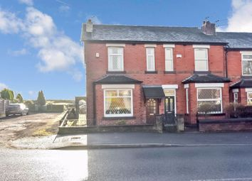 Thumbnail 3 bed end terrace house for sale in Ringley Road West, Radcliffe, Manchester