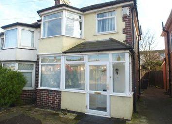 Thumbnail 3 bed semi-detached house to rent in Ermington Crescent, Hodge Hill, Birmingham