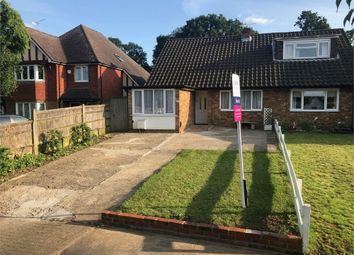 Thumbnail 4 bed semi-detached bungalow for sale in Craven Road, Orpington, Kent