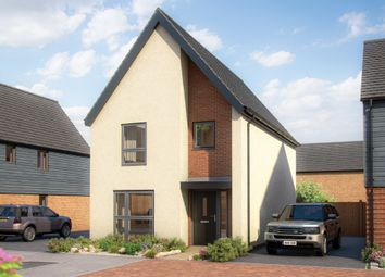 "Thumbnail 3 bed semi-detached house for sale in ""The Cypress"" at Wavendon, Milton Keynes"
