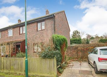 Thumbnail 3 bed end terrace house for sale in Medway Drive, Forest Row, East Sussex