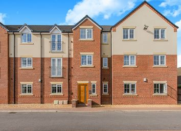 Thumbnail 2 bedroom flat for sale in Fir Tree Avenue, Auckley, Doncaster, South Yorkshire