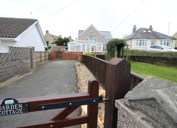 Thumbnail 3 bed detached house for sale in Pill Green, Milford Haven, Pembrokeshire.