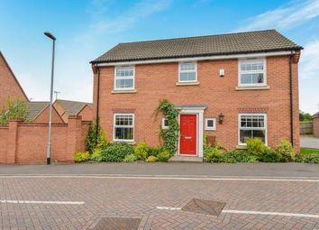 Thumbnail 4 bedroom detached house for sale in Swallow Crescent, Ravenshead, Nottingham, Notts