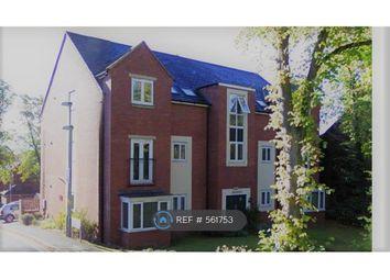 Thumbnail 2 bed flat to rent in Hamstead Road, Birmingham