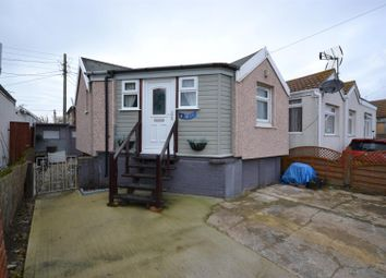 Thumbnail 1 bed detached bungalow for sale in Morris Avenue, Jaywick, Clacton-On-Sea