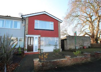 Thumbnail 3 bed end terrace house for sale in Park Road, Stanwell, Staines