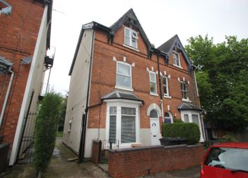 Thumbnail 1 bed flat to rent in Caroline Road, Moseley, Birmingham