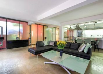 Thumbnail 2 bed flat for sale in Gullivers Wharf, Wapping