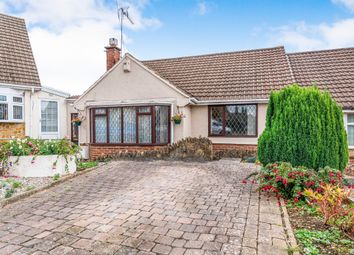 Thumbnail 2 bedroom semi-detached bungalow for sale in Crocket Close, Northampton