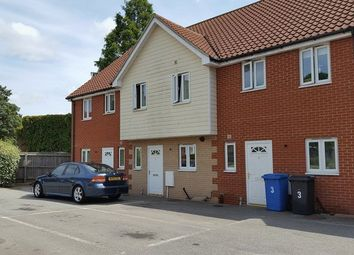 Thumbnail 4 bedroom terraced house for sale in Maidenhall Approach, Ipswich