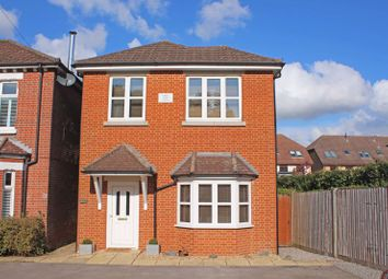 Burgess Road, Southampton SO16. 3 bed detached house for sale