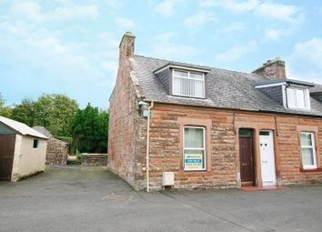 Thumbnail 2 bed end terrace house for sale in 10 East Hecklegirth, Annan, Dumfries & Galloway