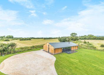 Thumbnail 4 bed detached house for sale in Hyde Lane, Swindon Village, Cheltenham