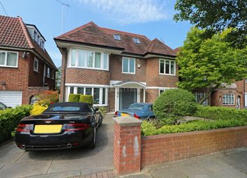 Thumbnail 6 bed detached house for sale in Parklands Drive, London