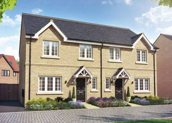 """Thumbnail 3 bedroom semi-detached house for sale in """"The Himscot"""" at Buckden Road, Brampton, Huntingdon"""