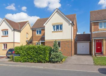 Thumbnail 3 bed link-detached house for sale in Recreation Way, Kemsley, Sittingbourne