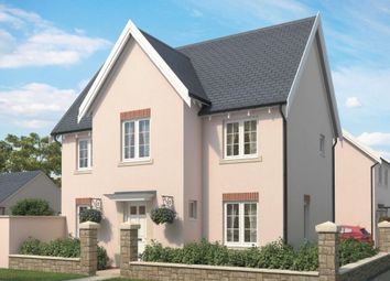 "Thumbnail 3 bed detached house for sale in ""Falmouth 4"" at Hill Top, Fremington, Barnstaple"