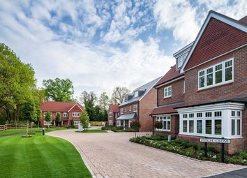 Thumbnail 4 bed detached house for sale in Leighwood Fields, Cranleigh, Surrey