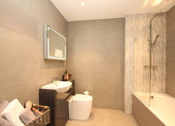 Thumbnail 1 bed flat for sale in King Charles Road, Surbiton, Surrey