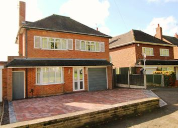 Thumbnail 3 bed detached house for sale in Birmingham Road, Kidderminster