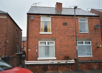 Thumbnail 2 bed semi-detached house for sale in St. Thomas Street, Brampton, Chesterfield