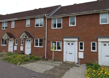 Thumbnail 2 bed terraced house to rent in Ruffles Road, Haverhill