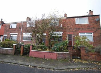 Thumbnail 3 bed terraced house for sale in Poynton Close, Bury, Greater Manchester