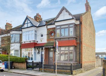 Thumbnail 3 bed end terrace house for sale in Baronsmere Road, East Finchley, London