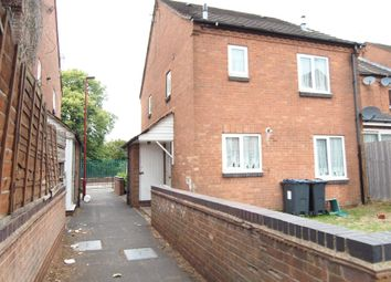 Thumbnail 1 bed end terrace house for sale in Wattville Road, Handsworth, Birmingham
