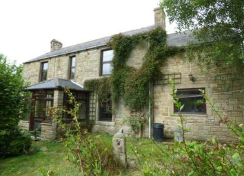 Thumbnail 4 bed country house for sale in Coanwood, Haltwhistle