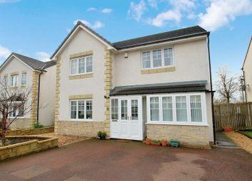 Thumbnail 4 bed detached house for sale in Gavel Lane, Lanark