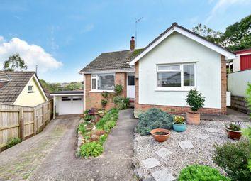 Thumbnail 4 bed detached bungalow for sale in West Mount, Newton Abbot, Devon
