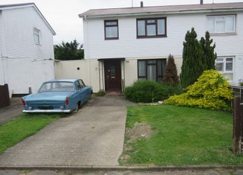 Thumbnail 3 bed semi-detached house for sale in Carrington Road, Aylesbury
