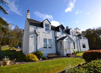Thumbnail 4 bed semi-detached house for sale in North Connel, Oban