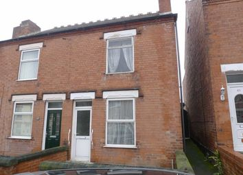 Thumbnail 2 bed end terrace house for sale in Archer Street, Ilkeston, Derbyshire