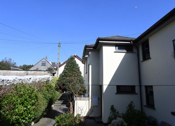 Thumbnail 2 bed flat for sale in Woodlane, Falmouth