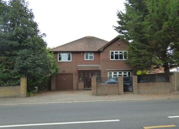 Thumbnail 5 bed detached house to rent in Ramsgate Road, Broadstairs