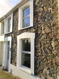 Thumbnail 3 bed terraced house for sale in Hill Street, Stop And Call, Goodwick