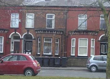 Thumbnail 1 bed terraced house to rent in Bolton Road, Salford