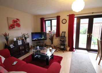 Thumbnail 2 bed town house to rent in Nutwood Close, Thorpe Marriott