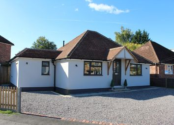 Thumbnail 3 bed detached bungalow for sale in Combe Road, Godalming