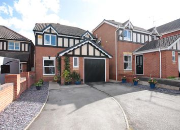 Thumbnail 3 bed detached house for sale in Eley Close, Ilkeston