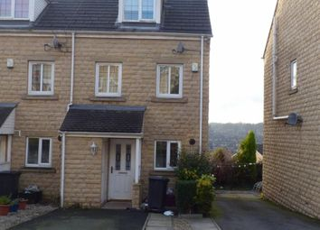 3 bed end terrace house for sale in Bramble Close, Siddal, Halifax HX3