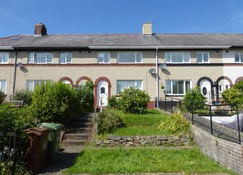 Thumbnail 3 bed terraced house for sale in Trem Elidir, Bangor